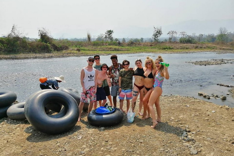 pai tubing, pai rubber tubing, pai rafting, acticities in pai, things to do in pai